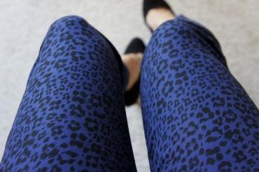 Leopard Bistro Crop