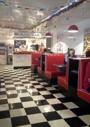 Aj's Diner Wellingborough