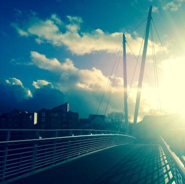 Lancaster Millennium Bridge