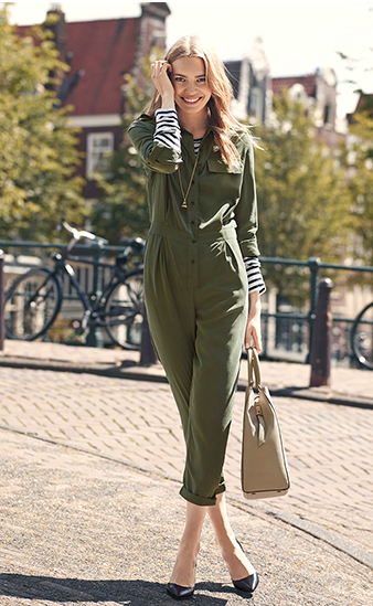 Banana Republic Jumpsuit